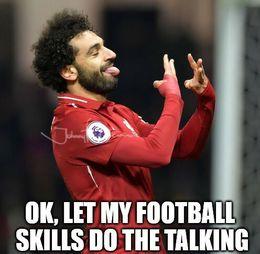 My football skills memes