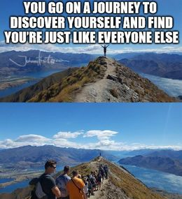 Discover yourself memes