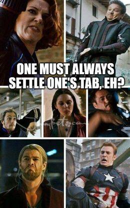 Always settle memes