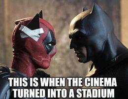 Cinema funny memes