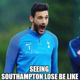 Southampton lose memes