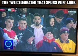 Spurs win memes