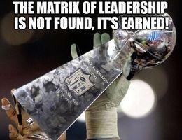 The matrix of leadership memes