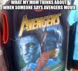 Avengers movie memes