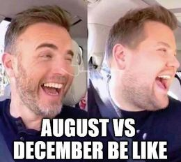 August funny memes