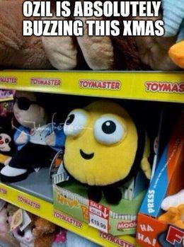 Ozil funny memes