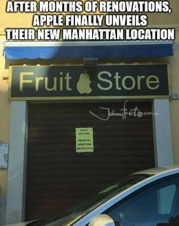 New location memes