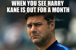Harry kane is out memes