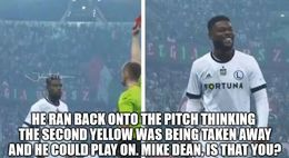 Onto the pitch memes