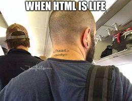Html funny memes