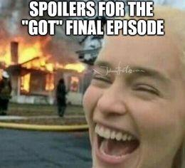 Got final episode memes