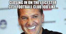 Leicester city memes