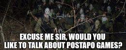 Postapo games memes