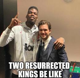 Two kings memes