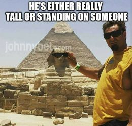 Really tall memes
