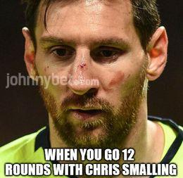 Chris smalling funny memes