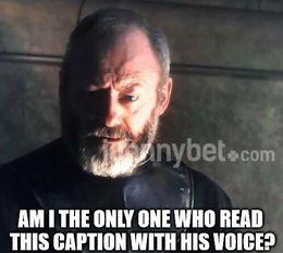 His voice memes