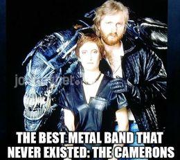 Metal band memes