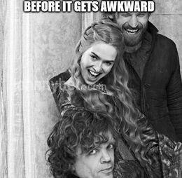 Gets awkward memes