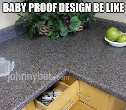 Baby proof memes