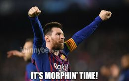 Morphin time memes