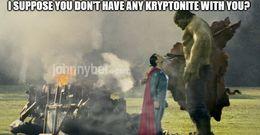 Kryptonite memes