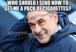 Pack of cigarettes memes