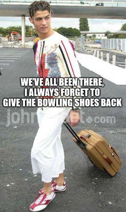 Bowling shoes memes