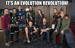 Revolution memes