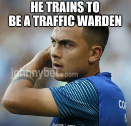 Traffic warden memes