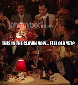 The clown memes