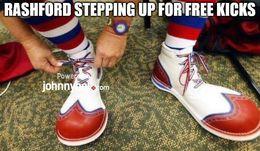 Free kicks memes