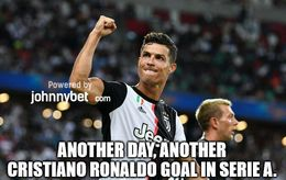 Ronaldo goal memes