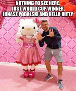 Hello kitty memes