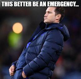 An emergency memes