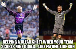 Clean sheet memes