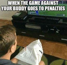 Penalties funny memes