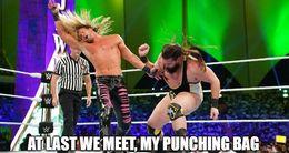 Punching bag memes