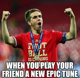 Epic tune memes