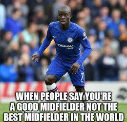 Good midfielder memes