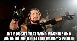 Wind machine memes
