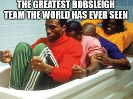 Bobsleigh memes