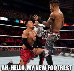 Footrest funny memes