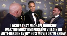 Michael ironside memes