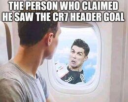 Header goal memes