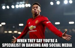Specialist in dancing memes