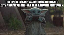 Watching manchester memes