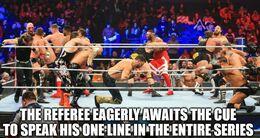 The referee memes