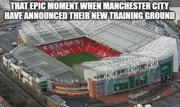 Training ground memes