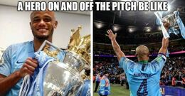 Off the pitch memes